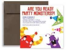 75 Adding Childrens Party Invitation Template Formating by Childrens Party Invitation Template
