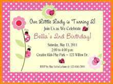 75 Free Printable Make Your Own Birthday Invitation Template With Stunning Design With Make Your Own Birthday Invitation Template Cards Design Templates
