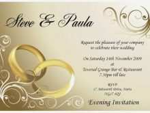 76 Create Blank Invitation Card Samples Download by Blank Invitation Card Samples