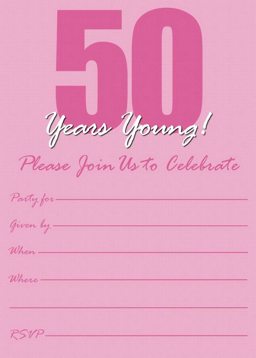 76 Creating 50Th Birthday Invite Templates Uk PSD File with 50Th Birthday Invite Templates Uk