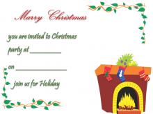 76 Customize Microsoft Word Holiday Party Invitation Template For Free for Microsoft Word Holiday Party Invitation Template