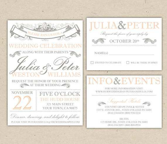 76 Free Printable Wedding Invitation Template Rsvp Layouts by Wedding Invitation Template Rsvp
