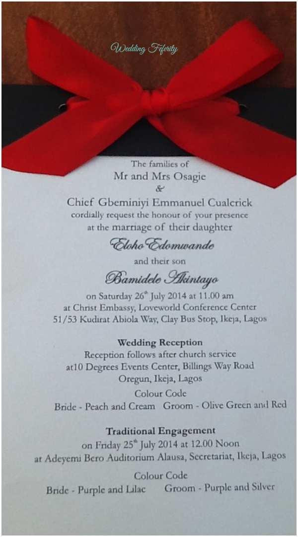 76 Printable Wedding Invitation Samples Nigeria Download With Wedding Invitation Samples Nigeria Cards Design Templates
