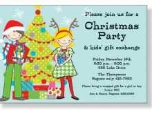 76 Standard Example Of Christmas Invitation Card Formating with Example Of Christmas Invitation Card