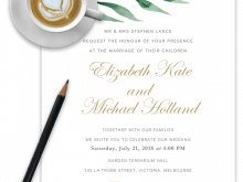 77 Adding Wedding Invitation Template For Ms Word Formating with Wedding Invitation Template For Ms Word