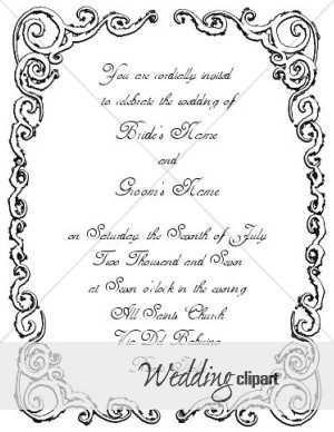 77 Create Wedding Invitation Template Victorian in Word for Wedding Invitation Template Victorian