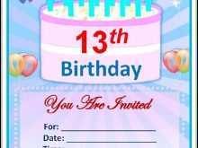 77 Creating Editable Birthday Invitation Template Formating by Editable Birthday Invitation Template