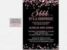 77 Creative Surprise Party Invitation Template Download Layouts for Surprise Party Invitation Template Download