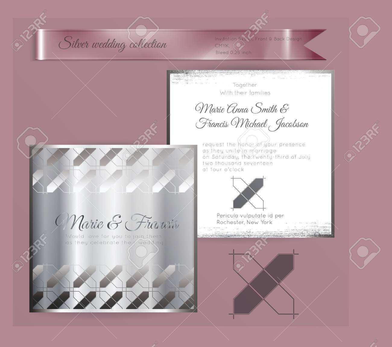 77 Free Printable Wedding Invitation Template Square Templates with Wedding Invitation Template Square