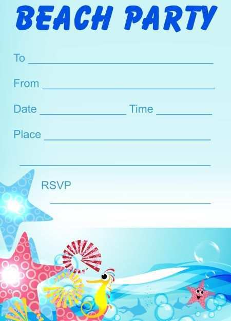 78 Adding Kid Birthday Party Invitation Template Word Templates by Kid Birthday Party Invitation Template Word