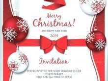 78 Best Elegant Christmas Invitations Templates Free Photo for Elegant Christmas Invitations Templates Free