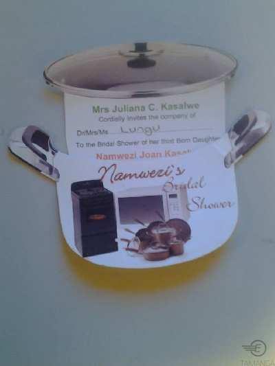 78 Format Kitchen Party Invitation Cards Zambia For Free for Kitchen Party Invitation Cards Zambia