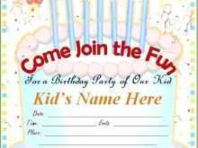 Party Invitation Cards Making