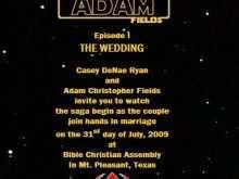 78 Standard Nerdy Wedding Invitation Template Templates for Nerdy Wedding Invitation Template