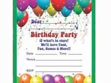 78 Visiting Invitation Card Example Birthday Formating by Invitation Card Example Birthday