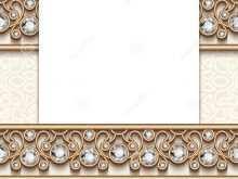 79 Adding Diamond Wedding Invitation Template For Free with Diamond Wedding Invitation Template