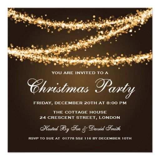 79 Customize Our Free Elegant Christmas Invitations Templates Free For Free for Elegant Christmas Invitations Templates Free