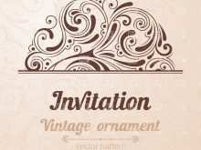 79 Online Vector Invitation Template Html in Photoshop for Vector Invitation Template Html