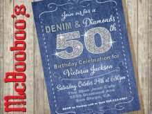 79 Report Denim Party Invitation Template Templates by Denim Party Invitation Template
