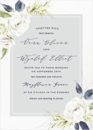 79 The Best Elegant Wedding Invitation Designs Free Maker with Elegant Wedding Invitation Designs Free