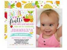 79 Visiting Birthday Invitation Template For Baby Girl Layouts with Birthday Invitation Template For Baby Girl