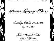 80 Customize Formal Dinner Invitation Template Word Now with Formal Dinner Invitation Template Word