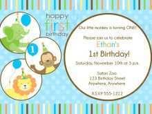 80 Format Jungle Birthday Invitation Template Free in Photoshop by Jungle Birthday Invitation Template Free