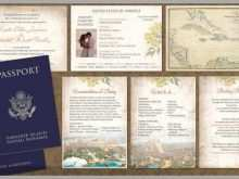 81 Best Free Passport Wedding Invitation Template For Free with Free Passport Wedding Invitation Template