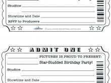 Birthday Invitation Template Train Free
