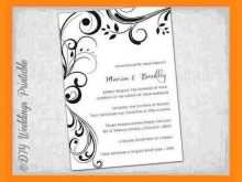 81 Format Blank Invitation Templates For Microsoft Word Photo by Blank Invitation Templates For Microsoft Word
