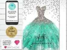 81 Format Elegant Invitation Template Online for Ms Word by Elegant Invitation Template Online