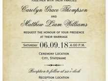 81 Free Elegant Invitation Templates for Ms Word for Elegant Invitation Templates