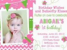 81 Free Printable Birthday Invitation Butterfly Template in Photoshop with Birthday Invitation Butterfly Template