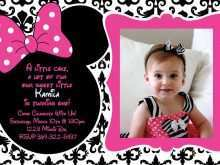 81 Free Printable Birthday Invitation Template Minnie Mouse Now with Birthday Invitation Template Minnie Mouse