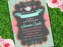 81 Free Printable Party Invitation Template Adobe With Stunning Design with Party Invitation Template Adobe
