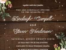 81 Standard Invitation Card Format For Marriage in Photoshop with Invitation Card Format For Marriage