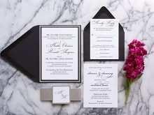82 Best Elegant Wedding Invitation Card Template Templates by Elegant Wedding Invitation Card Template