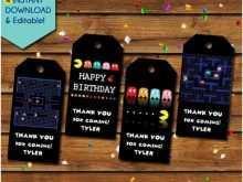 82 Creating Pac Man Birthday Invitation Template Layouts with Pac Man Birthday Invitation Template