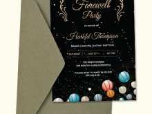 82 Customize Our Free Farewell Party Invitation Template Free Now for Farewell Party Invitation Template Free