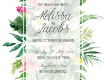 82 Free Wedding Invitation Template To Download Photo by Wedding Invitation Template To Download
