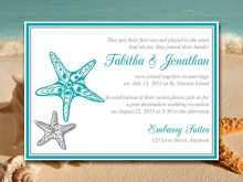 83 Blank Destination Wedding Invitation Template Photo with Destination Wedding Invitation Template