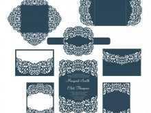 Free Cricut Wedding Invitation Template