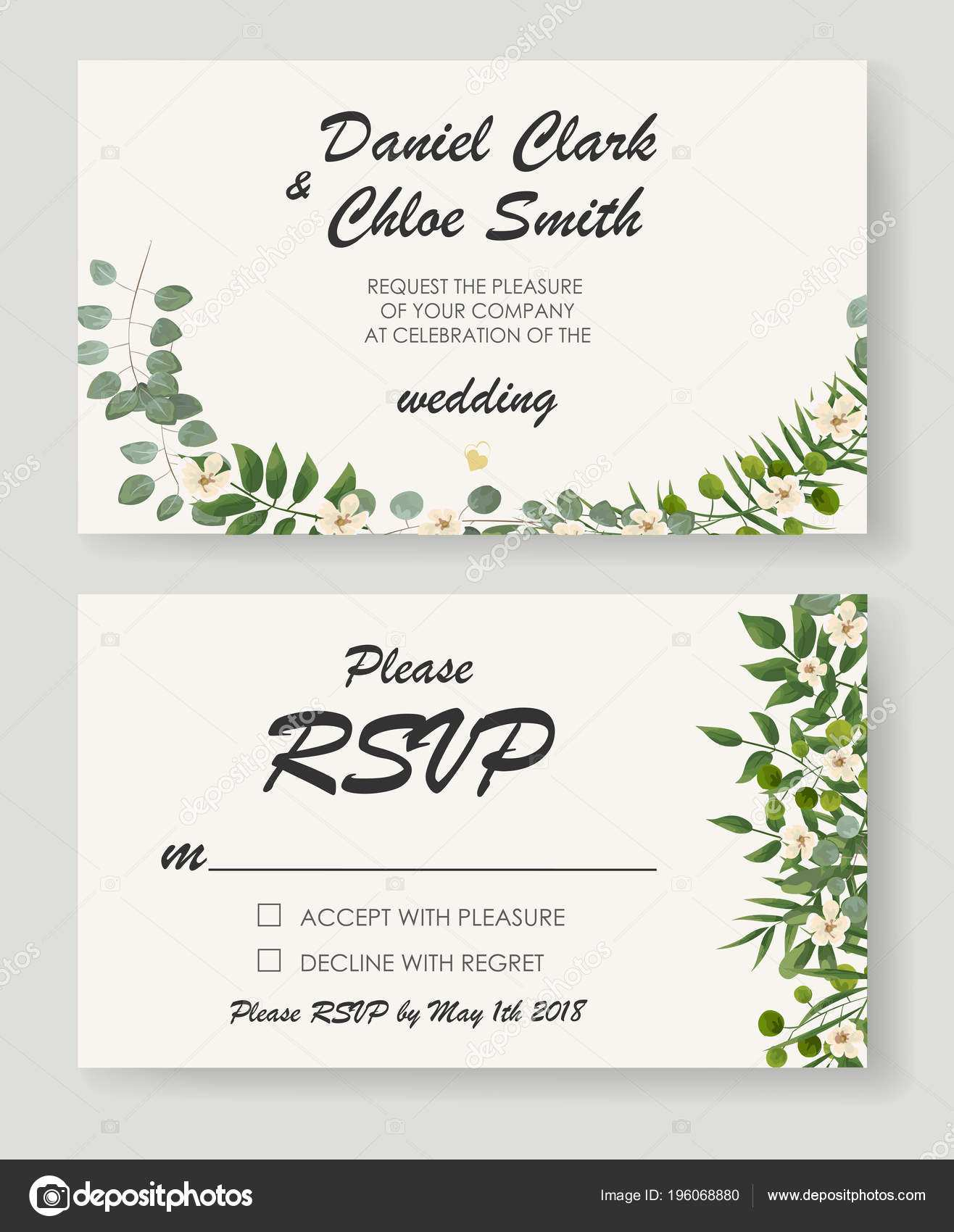 83 Visiting Wedding Invitation Template Rsvp Download by Wedding Invitation Template Rsvp
