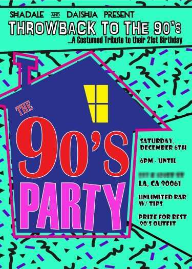84 Creating House Party Invitation Template Maker for House Party Invitation Template