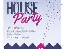 84 Free House Party Invitation Template in Word for House Party Invitation Template