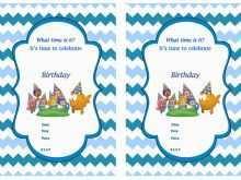 85 Customize Bubble Guppies Blank Invitation Template in Word for Bubble Guppies Blank Invitation Template