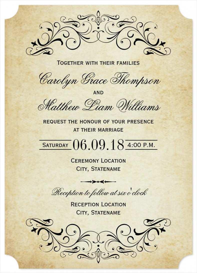 85 Free Alice In Wonderland Wedding Invitation Template Maker with Alice In Wonderland Wedding Invitation Template