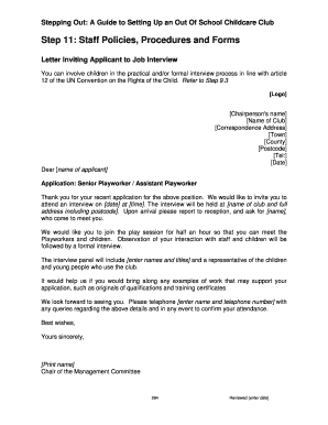 Job Interview Invitation Letter from legaldbol.com