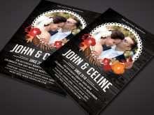 85 The Best Chalkboard Wedding Invitation Template Free For Free by Chalkboard Wedding Invitation Template Free