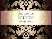 86 Adding Wedding Invitation Template Victorian Now for Wedding Invitation Template Victorian